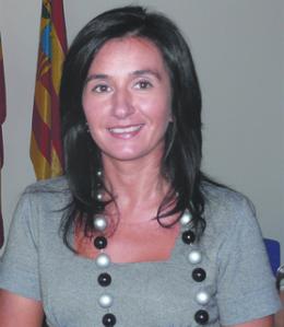 Carmen Herrero (PAR) Presidenta de la Comarca Comunidad de Calatayud