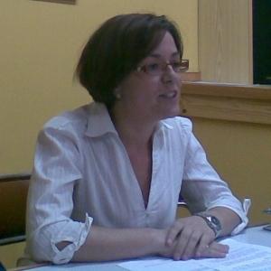 Belén Palacín, Presidenta de CHA-Comunidad de Calatayud