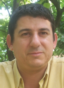 Fernando Anglada, portavoz de CHA en el Ayuntamiento de Calatayud