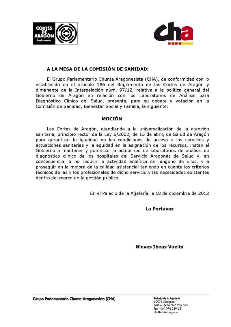 20121218 14552 Moción laboratorios