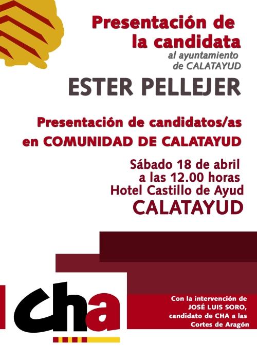 presentación candidatos