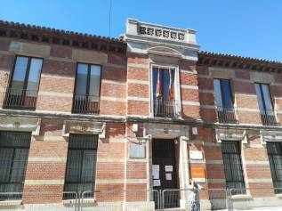 colegio Alhama de Aragón